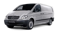 Mercedes Vito 6 places à partir de 200 €